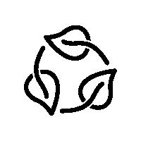 Trashless |Kreislauf statt Einbahn | Flaticon © Good Ware